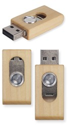 Holz-USB-Stick Stash Ahorn