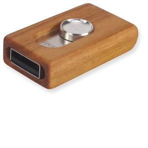 Holz-USB-Stick Stash Kirsche