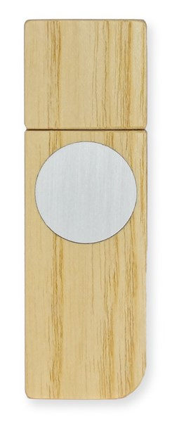 Holz-USB-Stick Face Esche